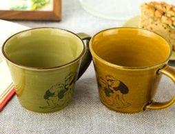 冬はお気に入りのマグカップで心まで温めて♪ 【キャラクターマグカップ大集合】