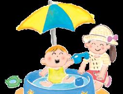 夏の事故から子どもを守ろう!