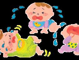 赤ちゃんはなぜ泣くの?