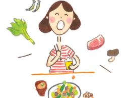ママと赤ちゃんの体のために、食事の栄養バランスを見直そう