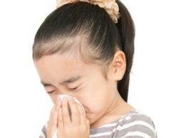 子どもの鼻の病気とケア