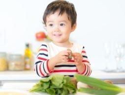 素材の味がわかる子に!苦手お野菜克服レシピ