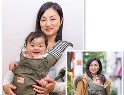 【抱っこひも】 赤ちゃんとのお出かけが楽しくなる、多機能抱っこひも