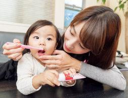 【乳幼児期のオーラルケア】 歯の成長を知って、乳幼児期からのむし歯予防を!