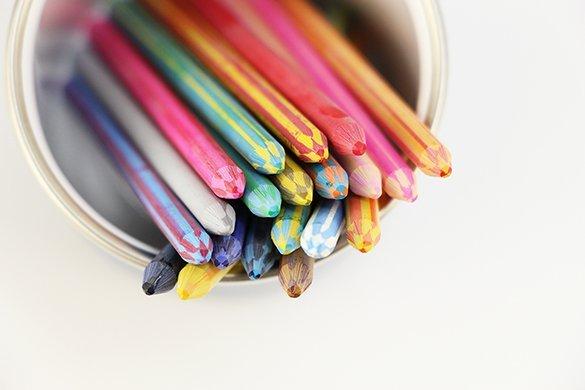 【入園・入学・進級フェア】…これは絶対欲しくなります。あの「ミックス色鉛筆」が大人向けに!!