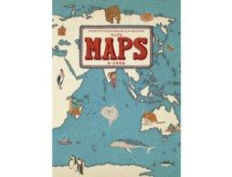 大人も夢中に!?新定番地図絵本『マップス 新・世界図絵』