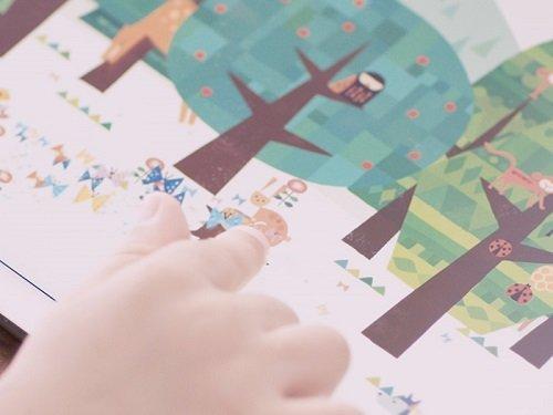 【news】『ゆびつむぎ』世界同時配信中!親子で楽しむタッチ絵遊びアプリ