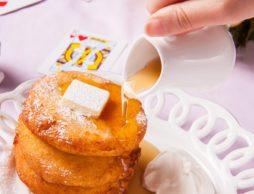 【news】外はカリカリ・中はふわふわ&ぷるぷるの『プディングケーキ』登場!