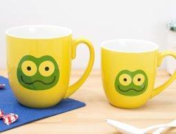 どちらが新サイズ? 大人気の「バムとケロ マグカップ」に嬉しい新しいサイズ登場!