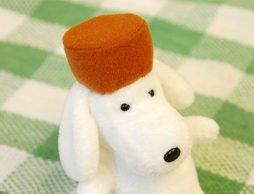 """""""いまちゃん""""の頭に乗っている帽子のかたちは何か知ってる?"""