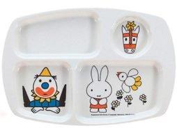 ママも嬉しい1971年発売当時のデザイン!!<新登場・ミッフィーメラミン食器シリーズ>