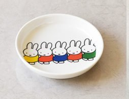ミッフィーのメラミン食器シリーズに新しいデザインが仲間入り!