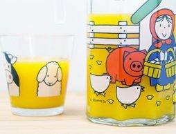 「ディックブルーナ×スペースジョイのガラス製品コレクション」で素敵な食卓に!