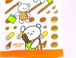 【入園・入学・進級フェア】しろくまちゃんと一緒にパン買いに♪