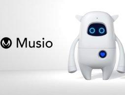【news】英語学習AIロボットMusio(ミュージオ)、髙島屋にて親子で英語に親しもう