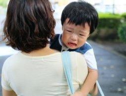 保育園・幼稚園の送りのとき、号泣する子どもとスムーズに別れるコツは…?