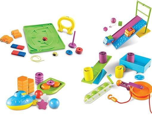 将来は科学者?「もっと知りたい!」を育てる玩具