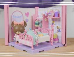 【news】オトナ女子も欲しくなる!絵本シリーズ「くまのがっこう」の作れるドールハウス『HACO ROOM』