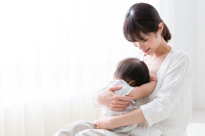 授乳期間中の母体の骨密度について
