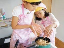 子どもに食育を伝える資格「キッズ食育トレーナー」講座開催!