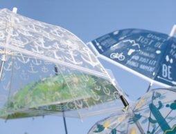 使い捨てにしたくない!プレゼントしたら喜ばれるビニール傘!