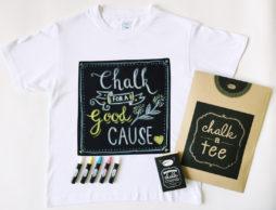 【news】この夏は書けるTシャツで差をつける!「チョーカー・ティー」日本初上陸