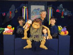 楽しいファミリー人形劇
