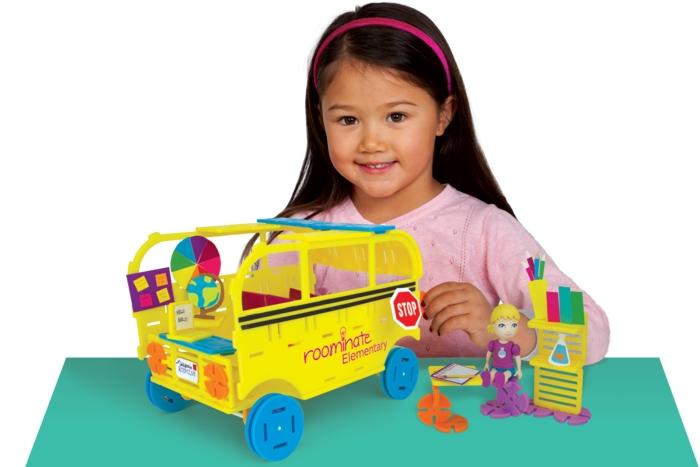 【news】女の子も大注目のかわいい電子工作DIYキット「littleBits(リトルビッツ)」「Roominate(ルーミネイト)」