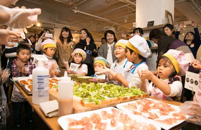 【夏休み】青空キッチンが全国を行く!子どもの食育イベント