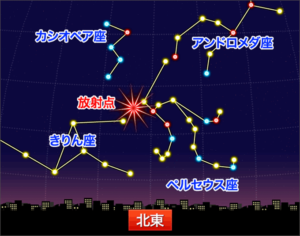 【news】1時間に35個の流星!8月12日、三大流星群「ペルセウス流星群」がやってくる