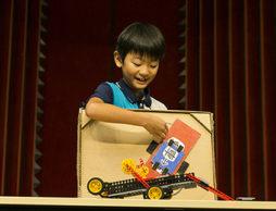第7回ヒューマンアカデミーロボット教室 全国大会