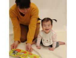 「のびのび読み」におすすめ!赤ちゃんが笑う魔法の絵本、『ぱかっ』の作者