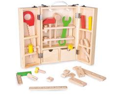 木のおもちゃ 工具 プレゼント