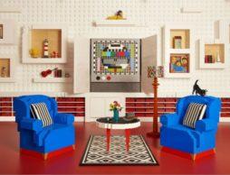 レゴハウスに泊まる