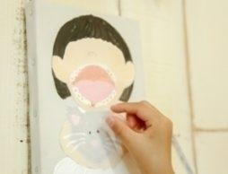 【news】抜けた乳歯を投げずに飾ってアートに!?第2弾登場!
