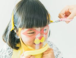 【news】子どもに大人気「変身カットマスク」にアシンメトリーやラウンドカットが登場!