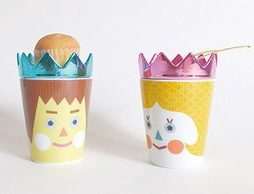 プレゼント★tupera tupera CUP&DISH PRINCE&PRINCESSセット