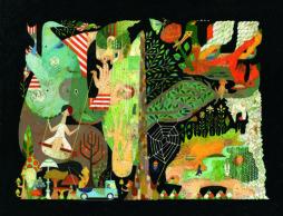【ご招待券プレゼント】企画展 「福田利之展 | 吉祥寺の森」@武蔵野市立吉祥寺美術館