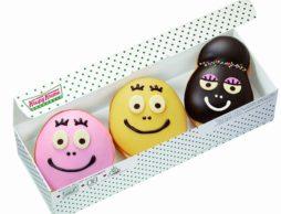 【news】『バーバパパ』とクリスピー・クリーム・ドーナツがコラボ!3月1日からスタート!