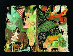 【ご招待券プレゼント】企画展「福田利之展 | 吉祥寺の森」@武蔵野市立吉祥寺美術館
