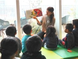 【news】蔦屋書店 × 未就学児向けあそび場 書店内で絵本イベントの定期開催を決定