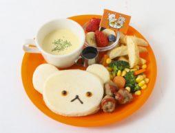 「しろくまちゃんのパンケーキ」を食べたい!J.S. PANCAKE CAFEx『しろくまちゃんのほっとけーき』のかわいい限定キッズプレート!