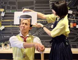 鈴木のりたけさん×おむすびひろば おでこはめえほんスペシャルイベント「あそびのじかん」のご案内