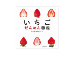 【news】苺の断面図カタログが「いちごだんめん図鑑」に!