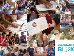 """【news】世界初の石けんで洗って読む絵本""""Washable Book""""が海外の広告賞「Tambuli Awards」でグランプリを獲得"""