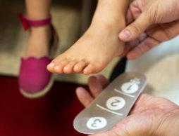 【イフミー計測会体験レポート】 プロが正しく計測!子どもの足を守るくつ選び