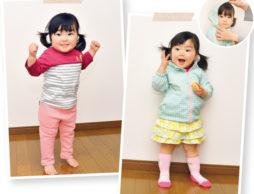 【子ども服】シンプルで扱いやすい毎日ウエア「GITA」