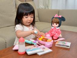 """子どもの想像力を育む!絵本と一緒にあそべるお世話人形 """"ずっと ぎゅっと レミン&ソラン"""""""