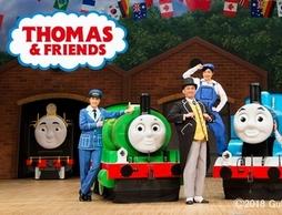 【40組80名様】2018年8月~10月公演トーマスのミュージカルへご招待!