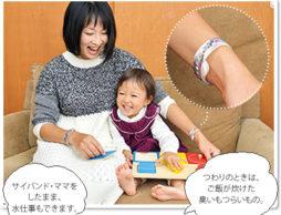 【つわりを緩和】 アメリカ発『サイバンド・ママ』を読者ママが体験!